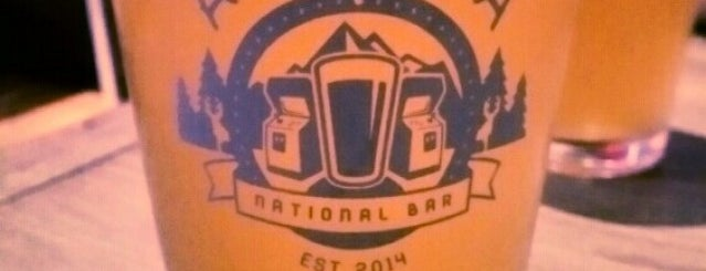 Arcadia National Bar is one of Maine.