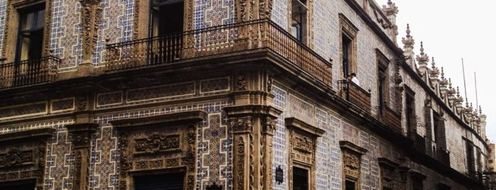 Sanborns Madero (Casa De Los Azulejos) is one of D.f..