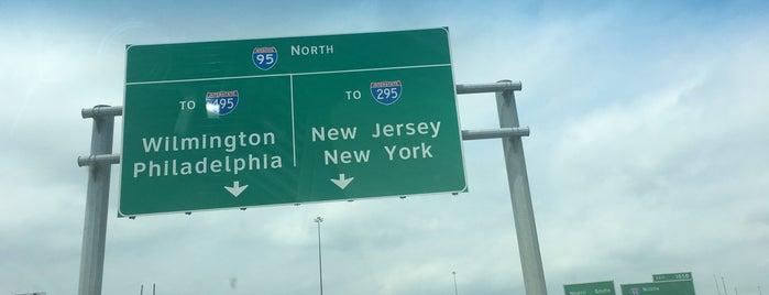 Delaware is one of Tempat yang Disukai Nicholas.