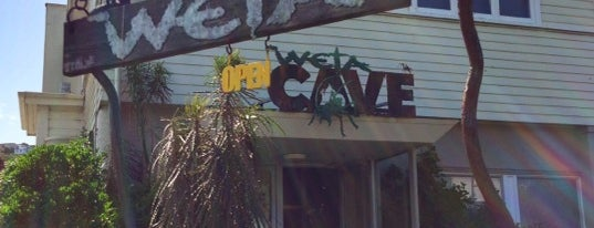 Weta Cave is one of Wellington.