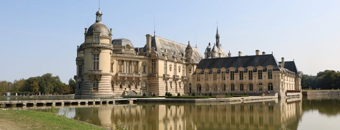 Château de Chantilly is one of Gespeicherte Orte von Dave.