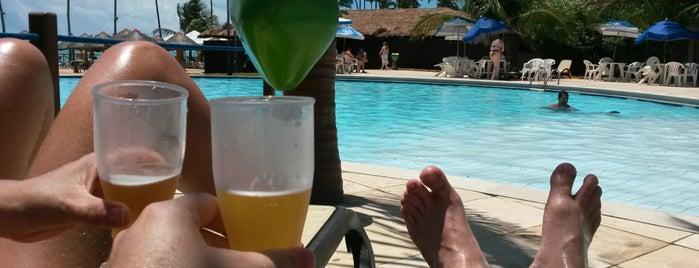 Salinas de Maceió Beach Resort is one of Locais curtidos por Alan Jefferson.