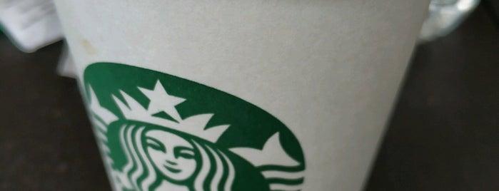 Starbucks is one of Hikmet 님이 좋아한 장소.