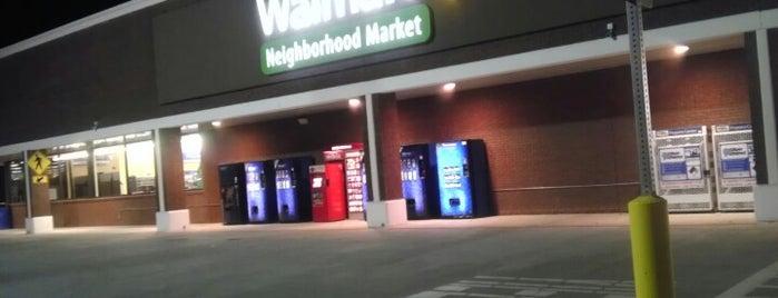 Walmart Neighborhood Market is one of Amy : понравившиеся места.