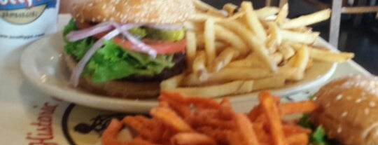 Scotty P's Hamburgers is one of dining favs.