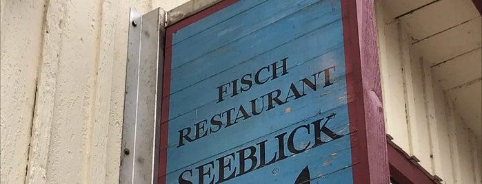 Fischrestaurant Seeblick is one of Ahrenshoop.