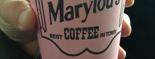 Mary Lou's Coffee is one of Posti che sono piaciuti a Mike.