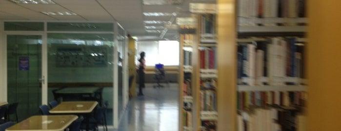 Biblioteca Ben Gurion is one of Profissão.