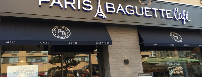 Paris Baguette is one of Lugares favoritos de Brian.