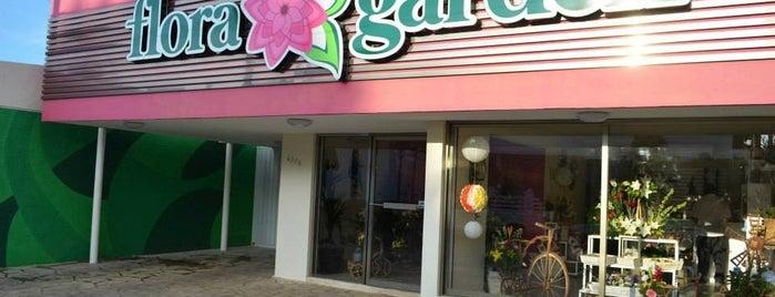 Flora Garden is one of สถานที่ที่ Dany ถูกใจ.