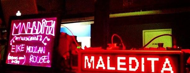 Maledita is one of Recife & Olinda / Food.