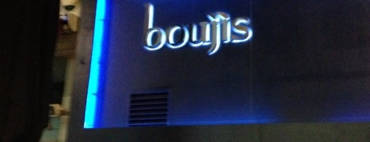 Boujis is one of England.