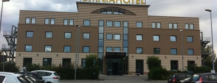 Omnia Hotel Noventa di Piave is one of Orte, die Serap gefallen.
