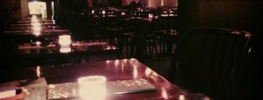 NYC Quiet Restaurants