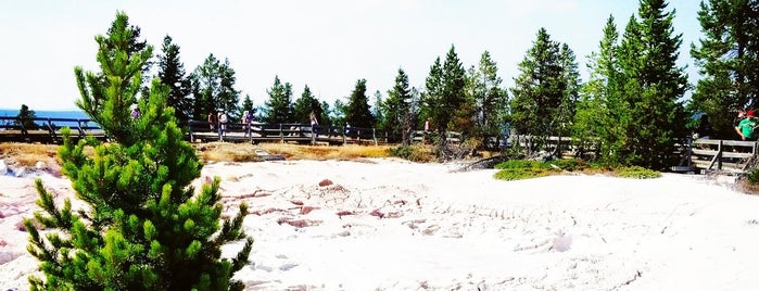 Yellowstone National Park - East Entrance is one of National Parks.