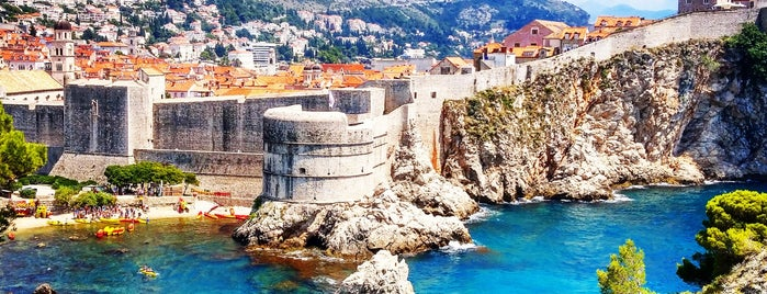 King's Landing is one of Croacia.