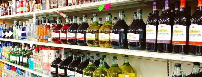 Leiser's Liquors is one of Lさんのお気に入りスポット.