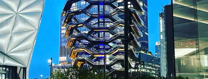 Hudson Yards Public Square and Gardens is one of New York.