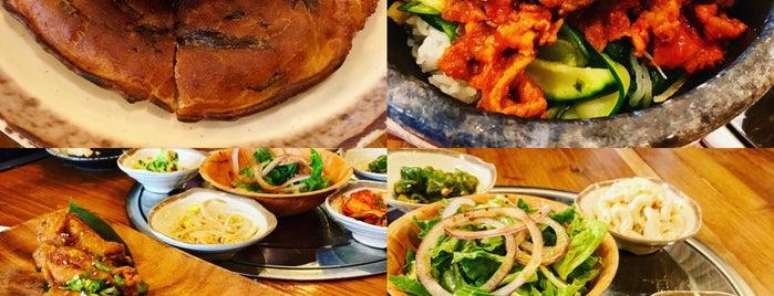 Gunbae is one of manhattan restaurants.