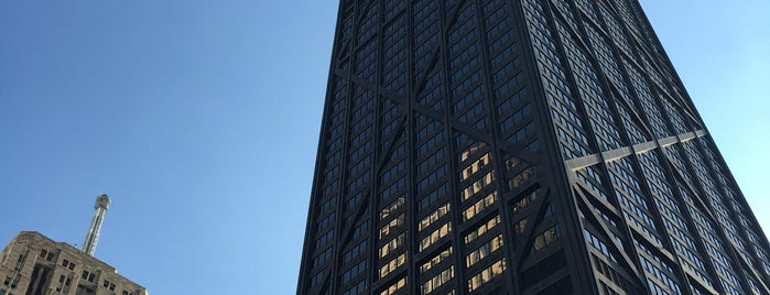 875 North Michigan Avenue is one of Sightseeings.