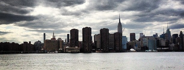 Greenpoint Waterfront is one of NYC.