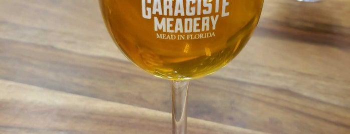 Garagiste Meadery is one of Breweries 🍺.