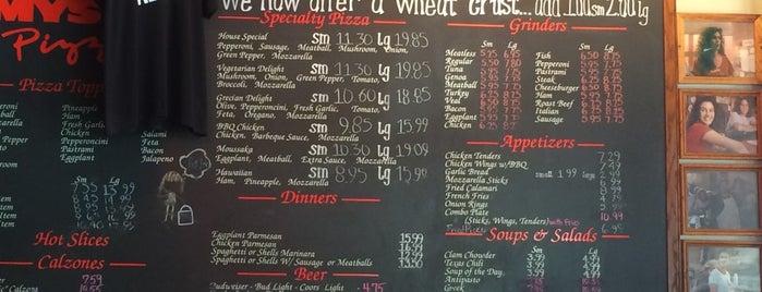 Mystic Pizza is one of Locais salvos de Christine.