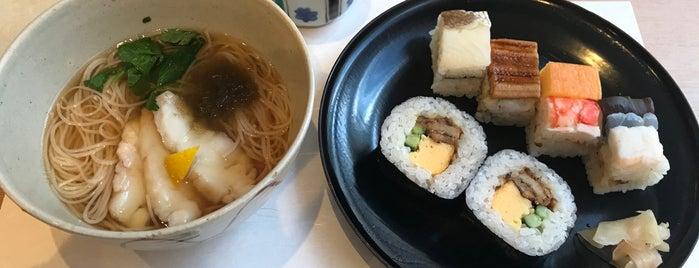 Yoshino Sushi is one of Osaka.