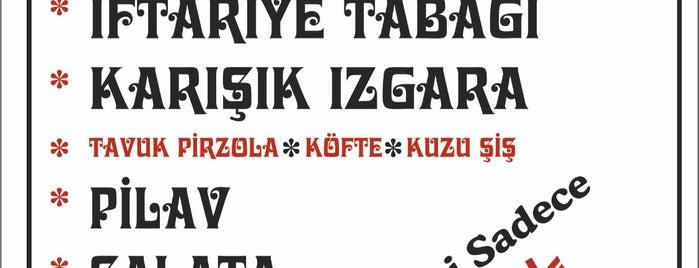 Ates Kalesi Et Mangal is one of Mustafa'nın Beğendiği Mekanlar.