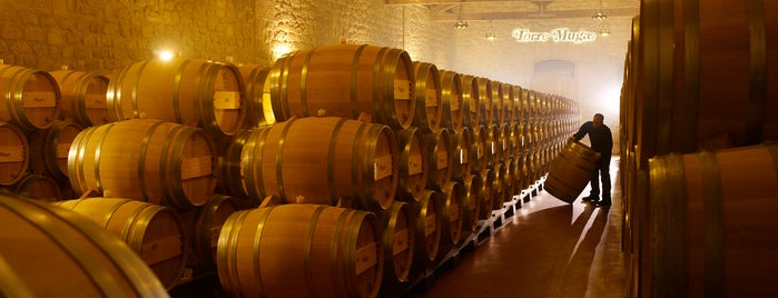 Rioja wineries