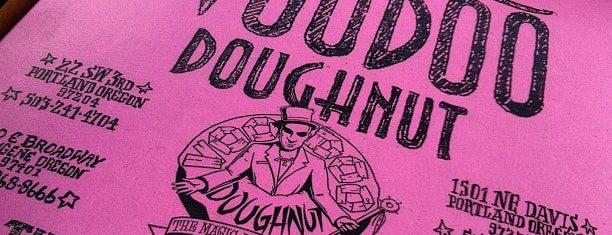 Voodoo Doughnut Too is one of Portland, Oregon.