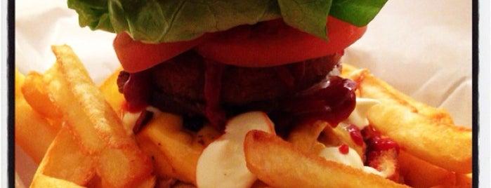 Hamerica's is one of Hamburger.