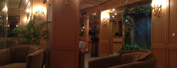 Raamtin Residence Hotel | هتل آپارتمان رامتین is one of Places I've been to in Iran.