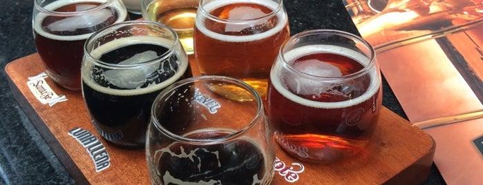 Beer Factory is one of Lieux sauvegardés par Dave.
