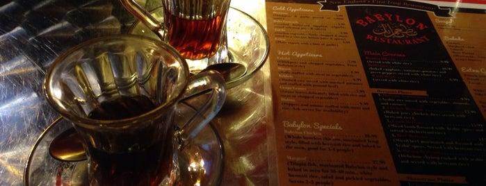 Babylon Restaurant is one of Yummy food!.