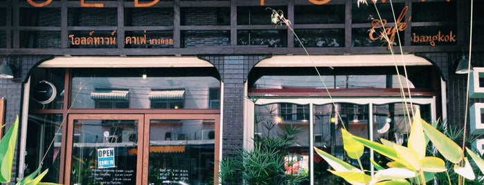 Old Town Café Bangkok is one of Bangkok.