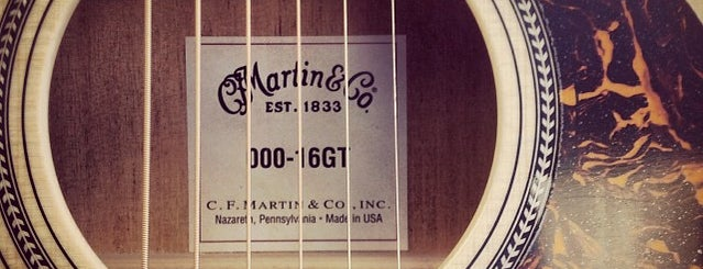 Martin Guitar is one of Northeast Things to Do.