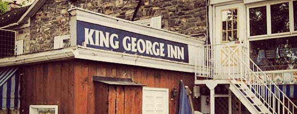 King George Inn is one of Locais salvos de leoaze.