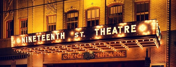 Civic Theatre of Allentown is one of Road Trips (Under 3 Hours).