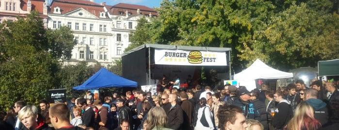 Burger Fest is one of Jakubさんのお気に入りスポット.