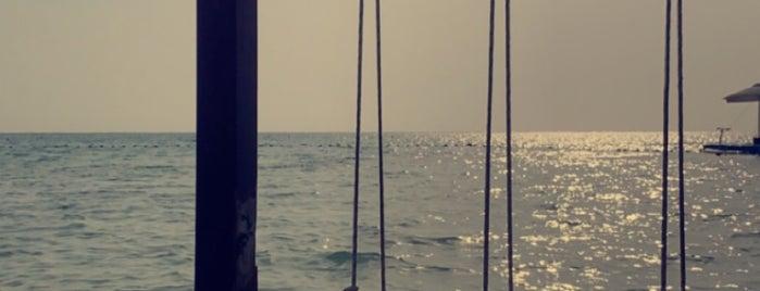 Yam Beach is one of Kaec.