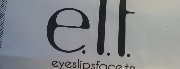 Eyeslipsface Tunisie is one of to try list.