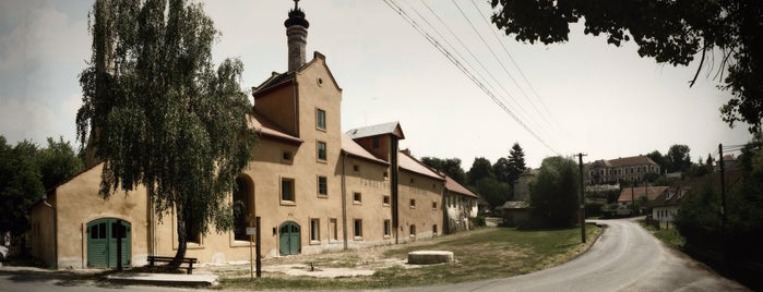 Pivovar Lobeč is one of Travel - CR.