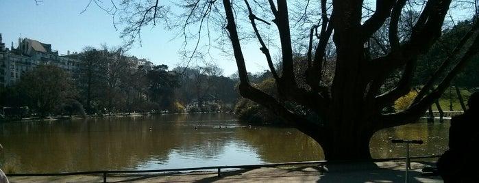 Parc Montsouris is one of Paris Places To Visit.