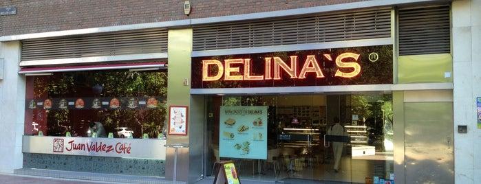 Delina's is one of Lugares de Kenzo.