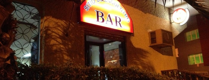 Bar Sitio de Encuentro is one of Bares, qué lugares!!.