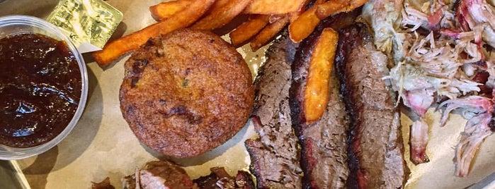 Black Dog Smoke & Ale House is one of BBQ, Smoking, Carnitas, Butchers.