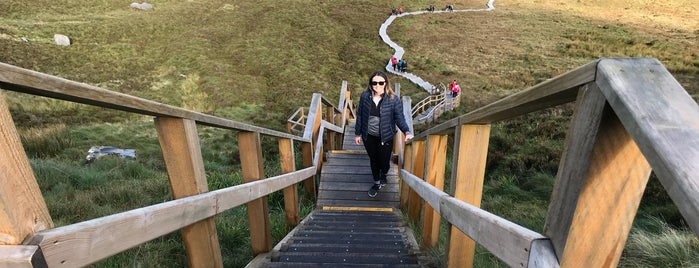 Cuilcagh Mountain is one of (Northern) Ireland.