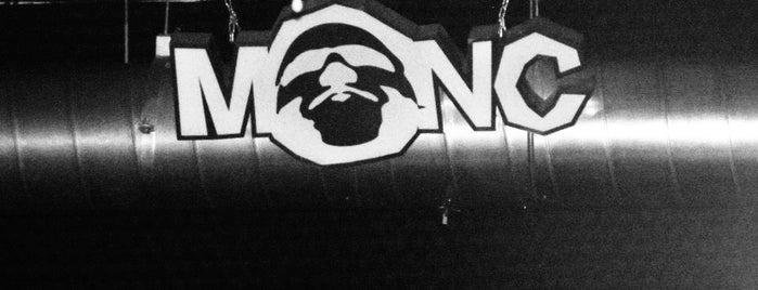 Monc Live is one of Locais curtidos por Gökhan T..