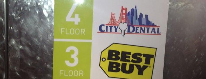 City Dental is one of Posti che sono piaciuti a Gordon.